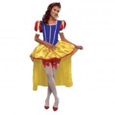 Disfraz Princesa Blanca Nieves ADULTO  Disfraces Adultos