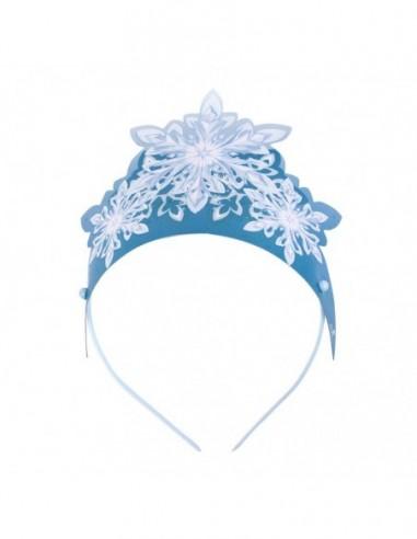 Cintillo Corona Frozen x 6  Disfraces