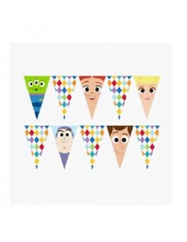 Banderín Toy Story  Cotillón Toy Story