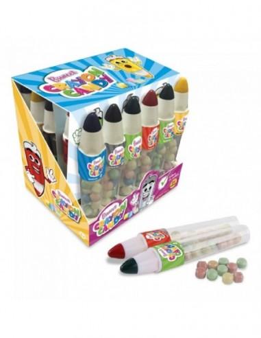 Crayon Dulce Sorpresa x 24  Dulces para Sorpresas