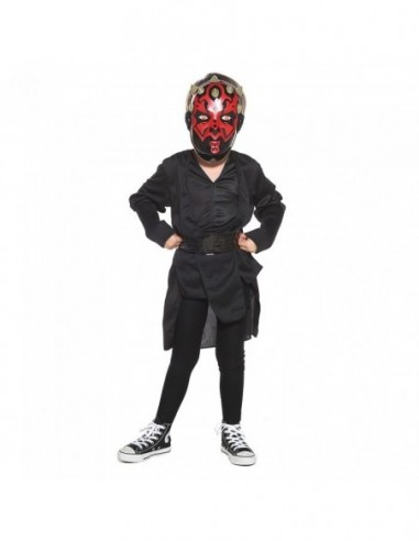 Disfraz Star Wars Darth Maul Deluxe  Cotillón Star Wars