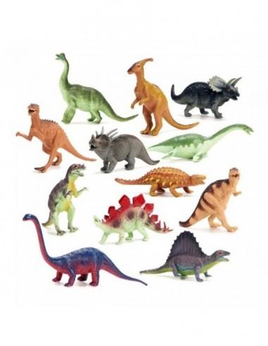 Sorpresa Cumpleaños Dinosaurio x 12  Sorpresas