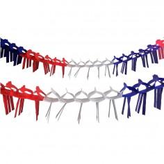 Guirnalda Tiras Tricolor  Decoración Chile