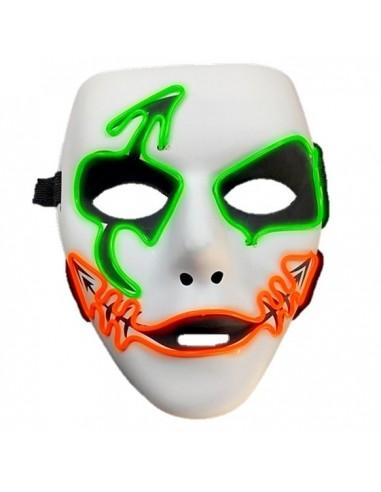 Máscara Payaso Led  Mascaras Halloween