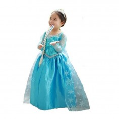 Disfraz Princesa Congelada NIÑA  Disfraces Niñas y Niños