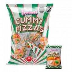 Gomita Dulce Pizza Sorpresa x 36  Dulces para Sorpresas