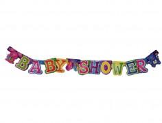 Guirnalda Baby Shower  Baby Shower y más