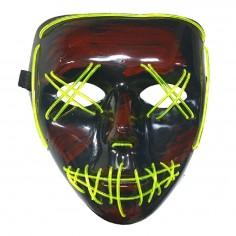 Máscara La Purga con Luz  Antifaces y Máscaras