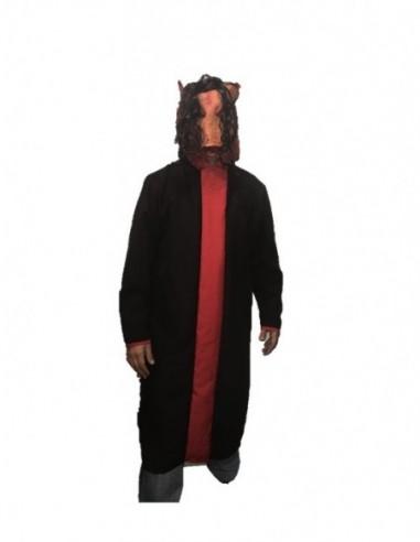 Disfraz Pig Saw con Máscara  Disfraz Adulto Halloween