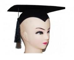 Gorro Birrete Graduación  Gorros de Cotillón