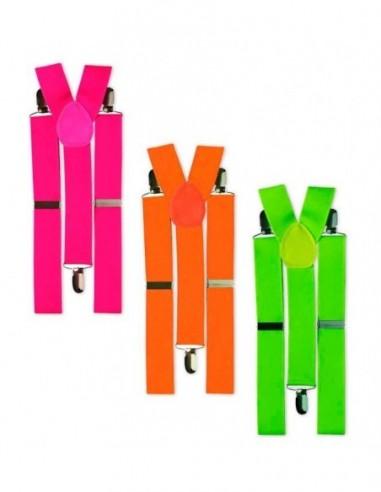 Suspensor Flúor Colores  Cotillon Luminoso y Flúor