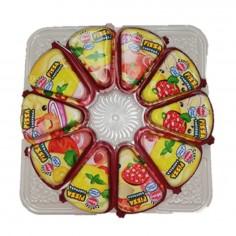 Set Dulce Pizza Sorpresa X 10  Dulces para Sorpresas