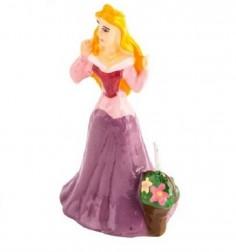Vela Princesas Disney 3D  Cotillón Princesas de Disney