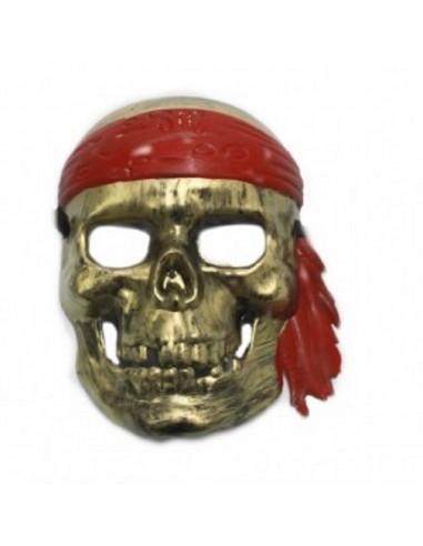 Máscara Pirata  Antifaces y Máscaras