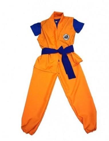 Disfraz Goku Dragon Ball Z ADULTO  Disfraces Adultos