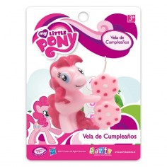 Vela My Lyttle Ponyy  Cotillón My Little Pony
