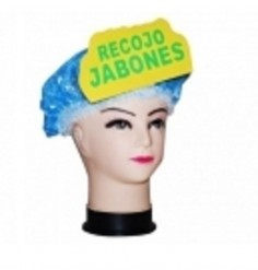 Gorro Recojo Jabones  Gorros de Cotillón