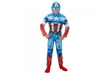 Disfraz Capitán América NIÑO  Disfraces Niñas y Niños