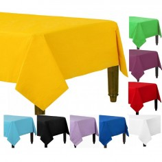 Mantel Papel Ecológico Colores Cotillón Activarte Línea Colores