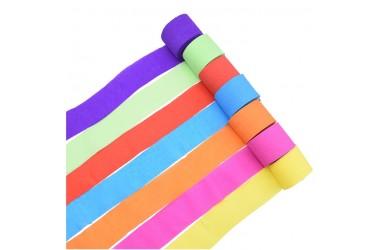 Festón Colores x 4  Guirnaldas y Colgantes