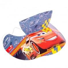 Gorros Invitados Cumpleaños Cars x 6  Cotillón Cars