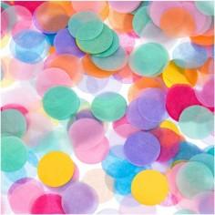 Confetti Colores  Decoración Cumpleaños y Fiestas
