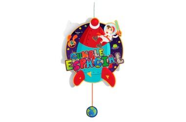 Piñata Cumpleaños Espacial Cotillón Activarte Cotillón Espacial