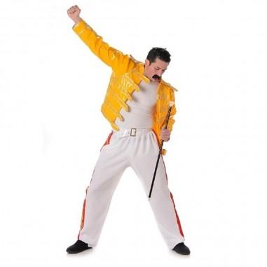 Disfraz Freddie Mercury  Disfraces