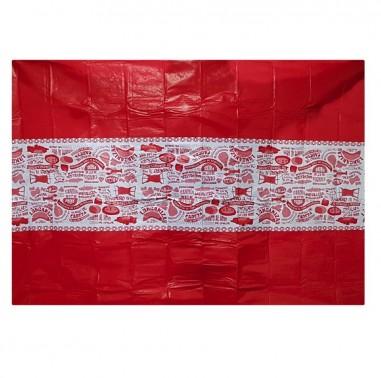 Mantel Dieciochero Fiestas Patrias  Decoración Chile