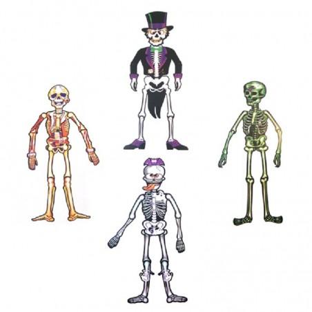 Decoración Esqueleto Diseños  Decoración Halloween