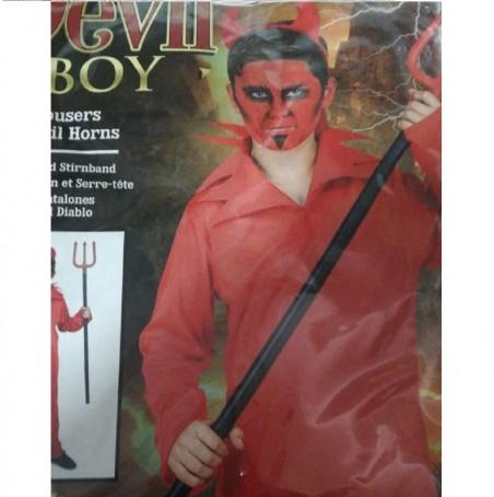 Disfraz Diablo NIÑO  Disfraz Niñas y Niños Halloween