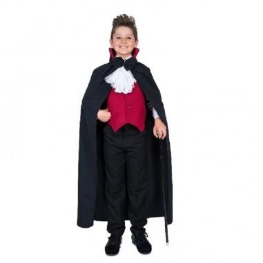 Disfraz Drácula Vampiro Premium  Disfraces Niñas y Niños