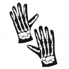 Guante Esqueleto Niño  Cotillón y Disfraces Halloween