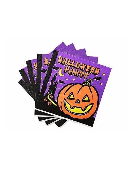 Servilletas Halloween X 20  Decoración Halloween