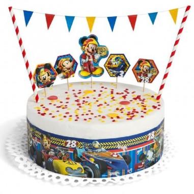 Deco Torta Mickey Mouse  Cotillón Mickey Mouse