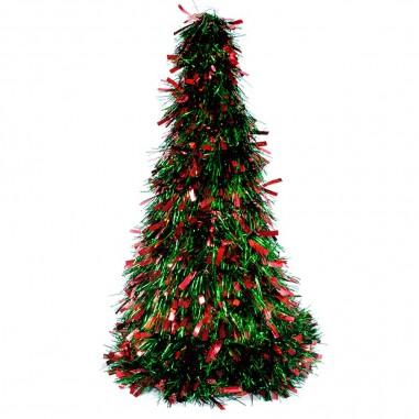 Adorno Árbol de Navidad 48 cm  Decoración y Cotillón Navidad