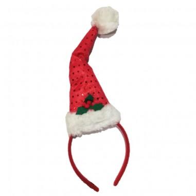 Cintillo Pascuero Círculo  Decoración y Cotillón Navidad
